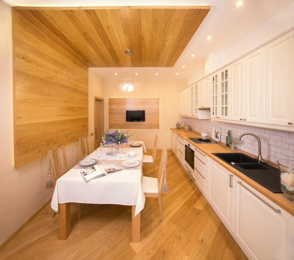 Блог HPL панели на кухне