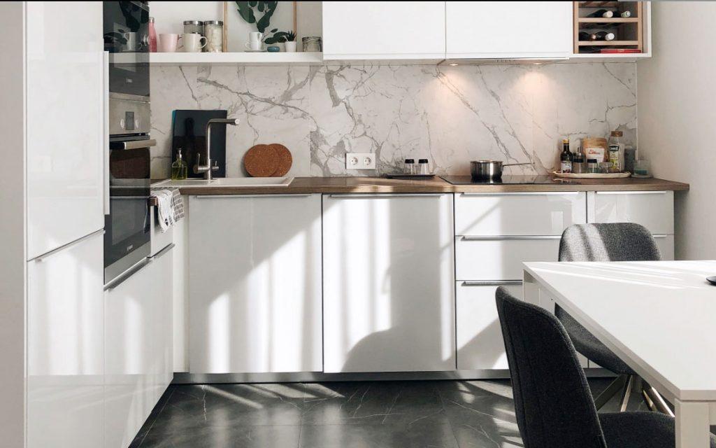 Блог Керамогранит на кухне